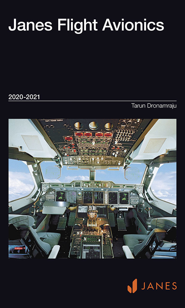 Janes Flight Avionics 2020-21